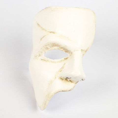 Phantom of the Opera White