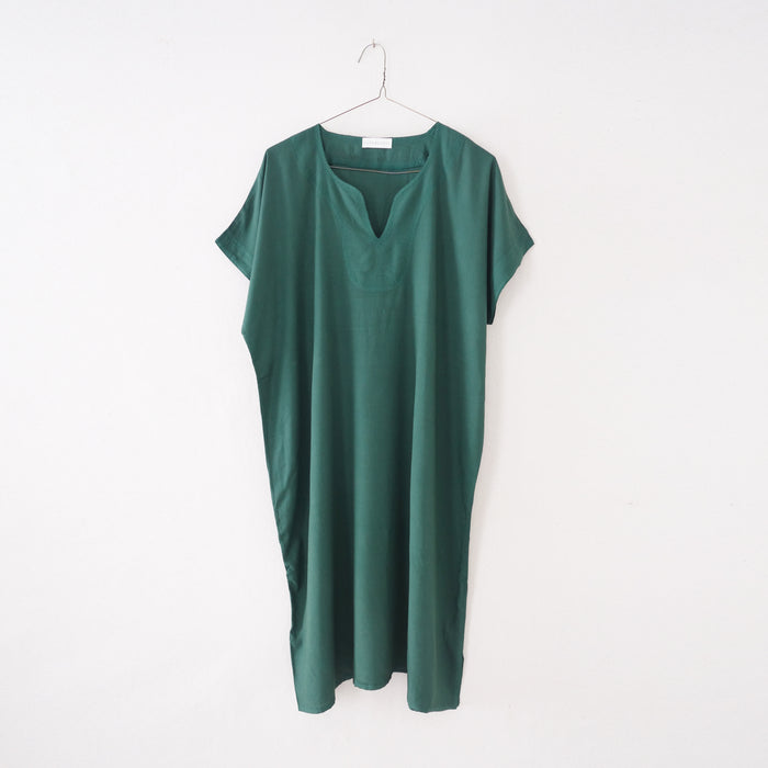 Fez Tunic Forrest Green