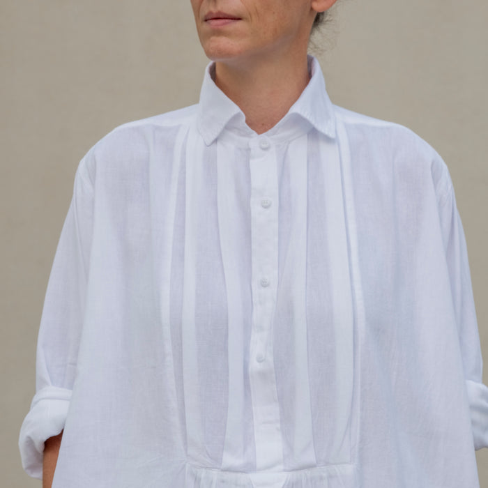Montbéliard Shirt Collar White