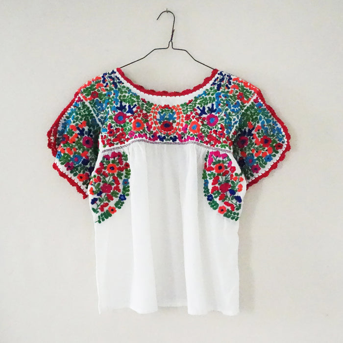 Oaxaca Top Multi Color