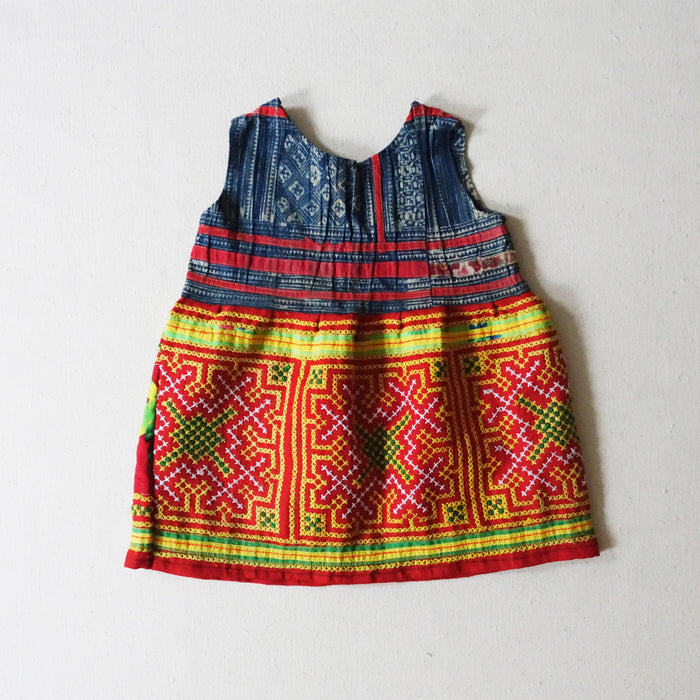 Vintage Hmong Dress No2