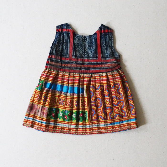 Vintage Hmong Dress No3
