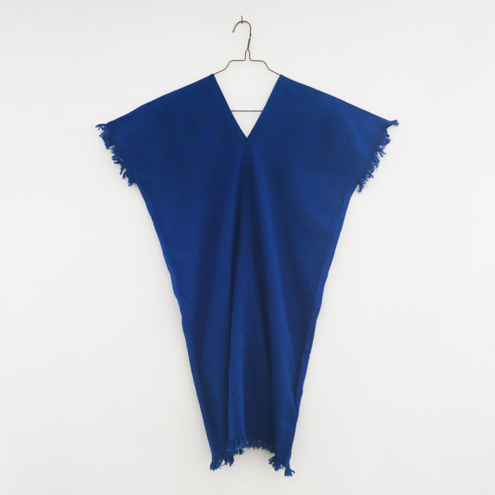 Indigo Cotton Tunic