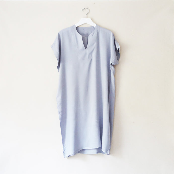Moroccan tunic grey
