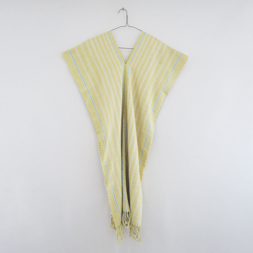 Karen Tunic - Yellow Stripes