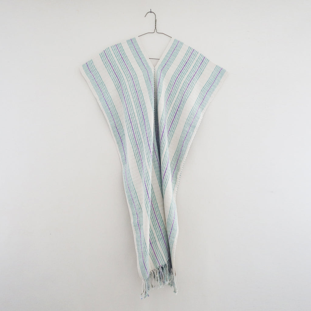 Karen Tunic - Green Stripes