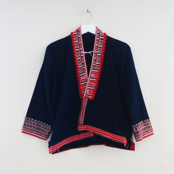 Dao Jacket Red