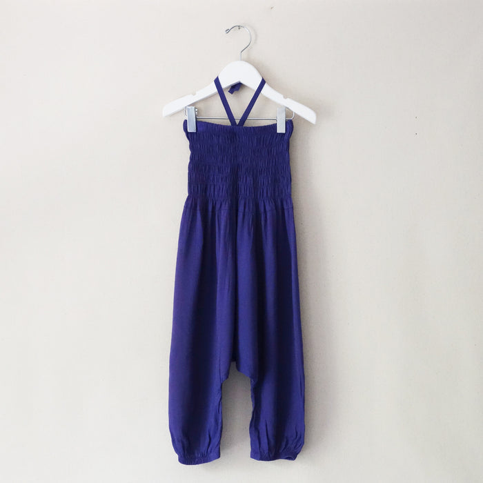 Romper purple