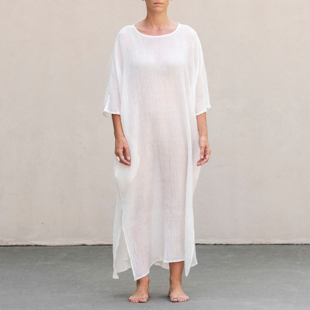 Sanur Kaftan Pleated
