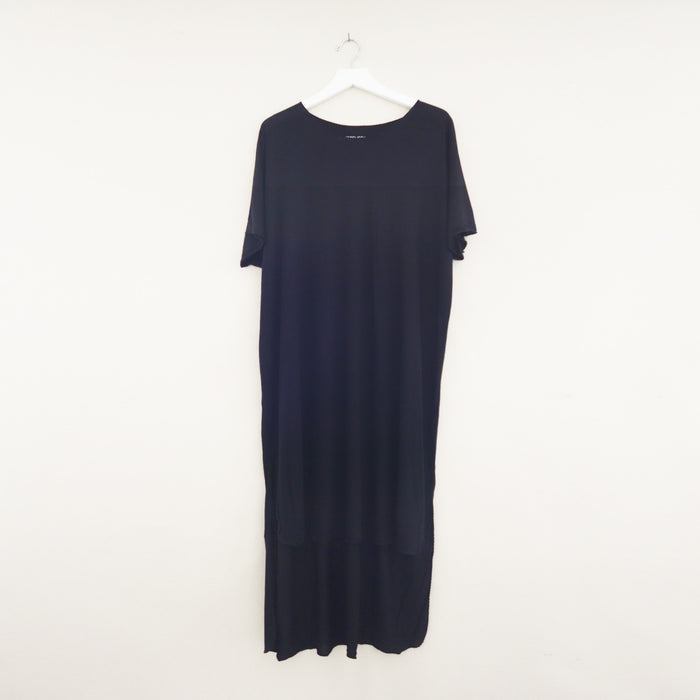 Ubud Tee Dress Black