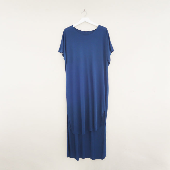 Ubud Tee Dress Navy