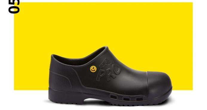 Pro Safety: the Safety Collection that does not renounce to the Comfort and Convenience of a Clog