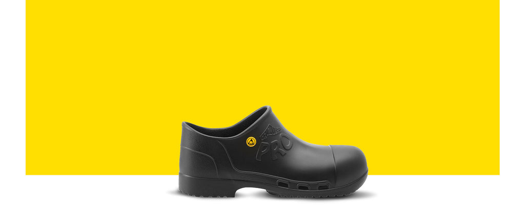 Calzuro Pro Safety with safety toe cap
