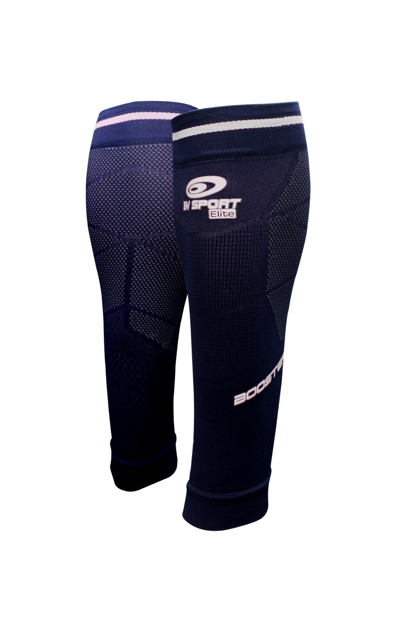 BVSport Booster EVO2, 20-30 mmHg Compression Calf Sleeves