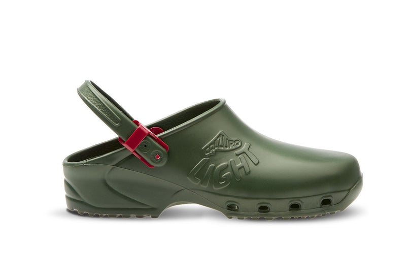 Calzuro Light Olive Green