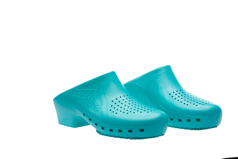 Classic with Upper Holes - Teal