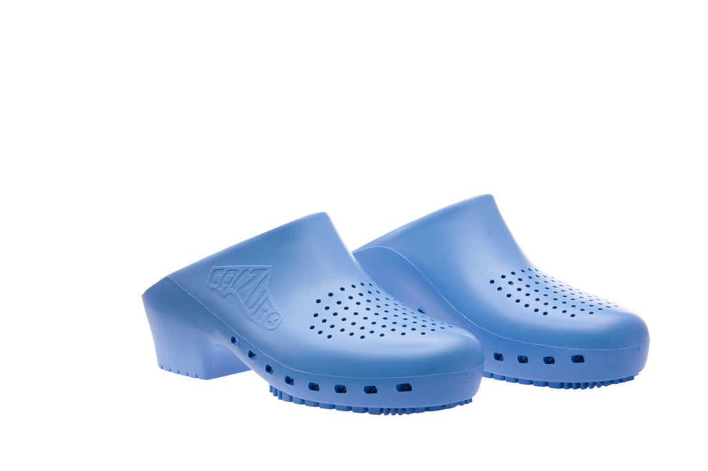 Classic with Upper Holes - Light Blue