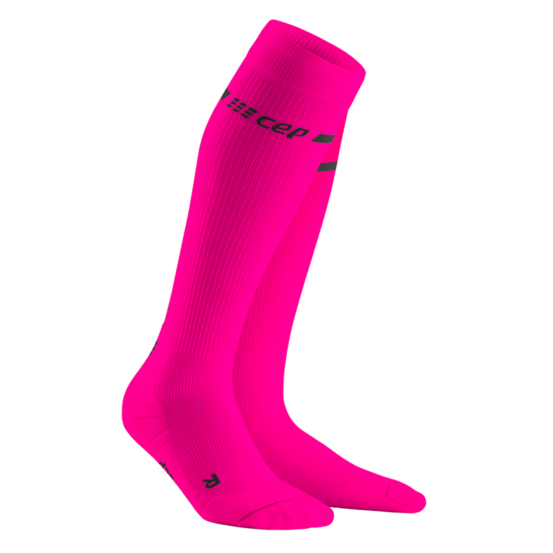 Women CEP NEON Knee high 20-30 mmHg Compression Socks