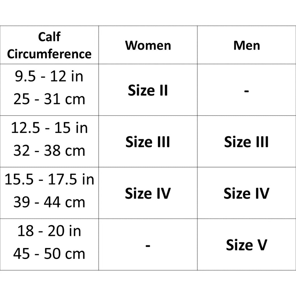 WOMEN SKI Knee High 20-30 mmHg Merino Compression Socks