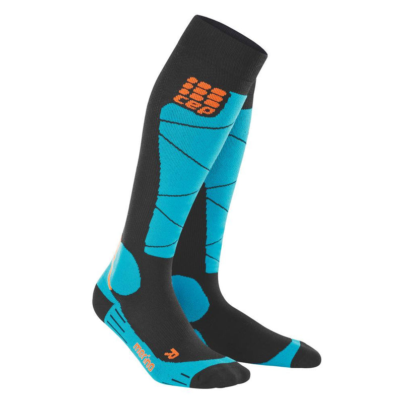 MEN SKI Knee High 20-30 mmHg Merino Compression Socks (discontinued)