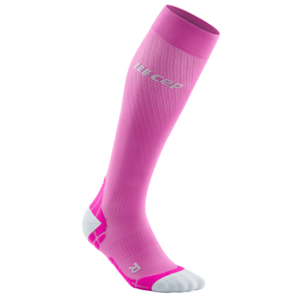 Women ULTRALIGHT CEP Knee High 20-30 mmHg Compression Socks