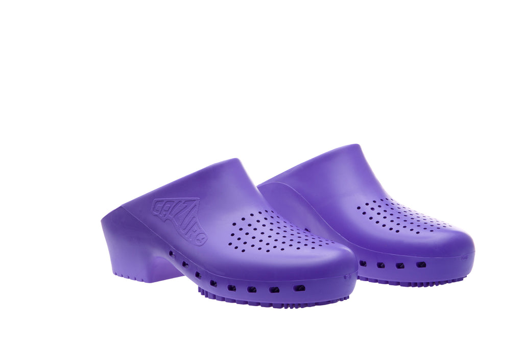 Classic with Upper Holes - Purple