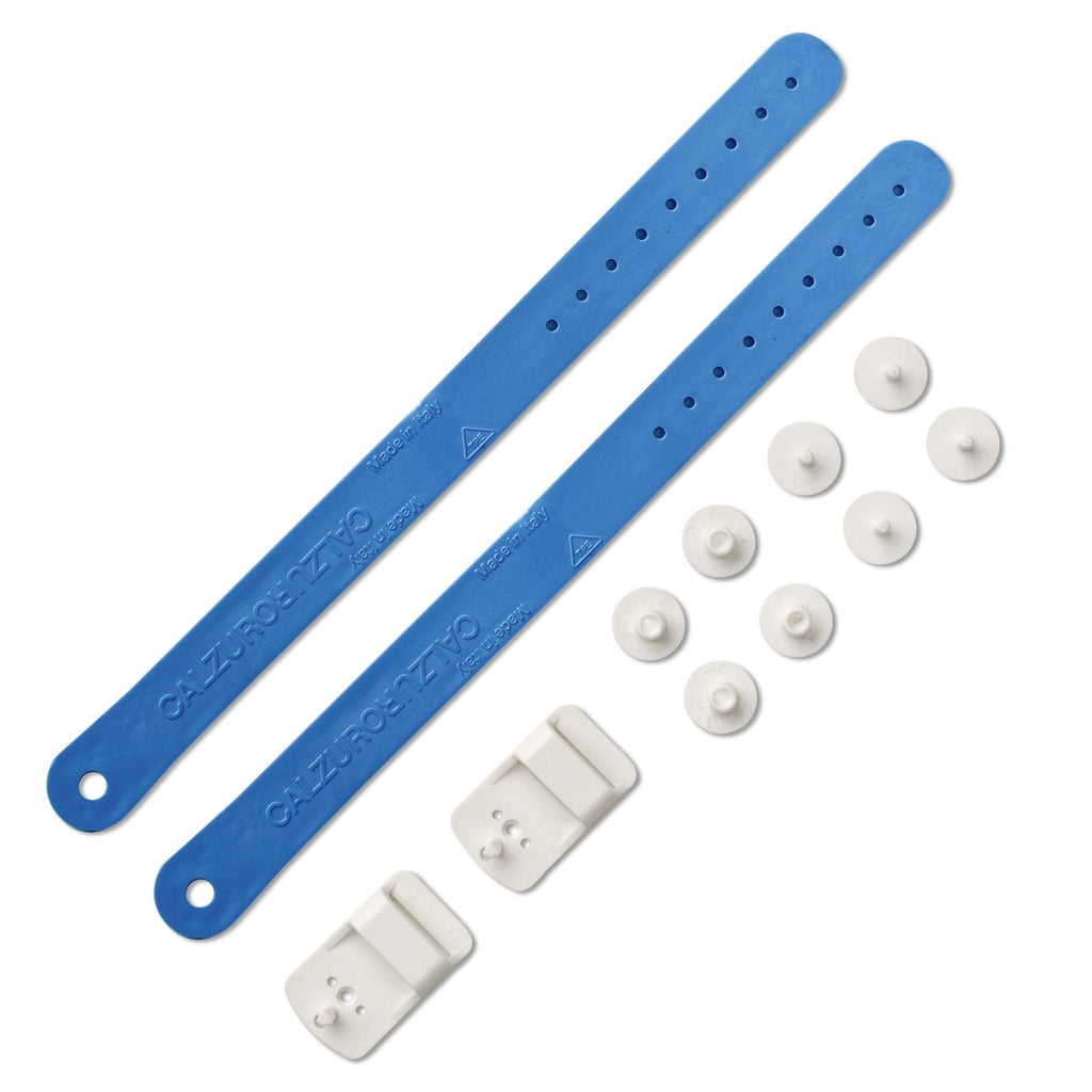 Heel Straps Kit - Light Blue