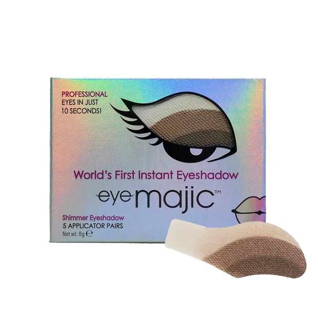 002 CAPPUCCINO<br>eyeMajic Instant Eye Shadow