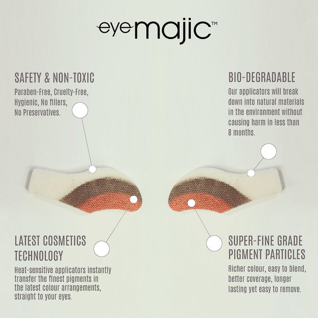 111 ALL LINED UP<br>eyeMajic Instant Eye Shadow
