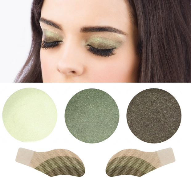 015 DOUBLE MINT<br>eyeMajic Instant Eye Shadow