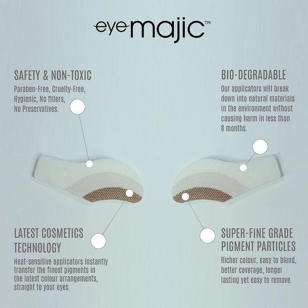CH004 BELLARINA <br>eyeMajic Instant Eye Shadow