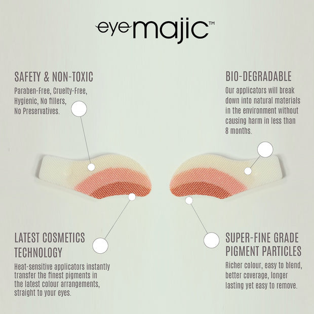 IK12 ALL MINE<br>eyeMajic Instant Eye Shadow.