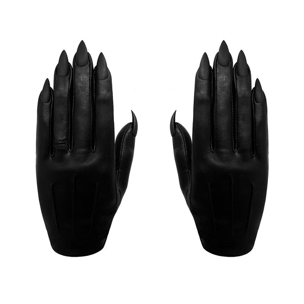 RING FINGER NAIL GLOVES