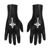 IN STOCK MAJESTY BLACK X GHOST CARDINAL COPIA BONES CROSS GLOVES