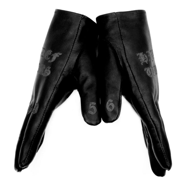 LEATHER OUIJA GLOVES
