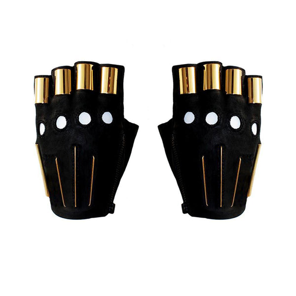 VEGAN LINEAR ARMOR GLOVES