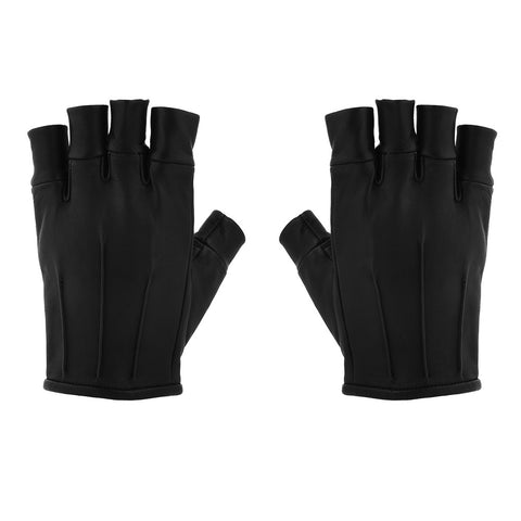IN STOCK FINGER CUFF RIDING GLOVES