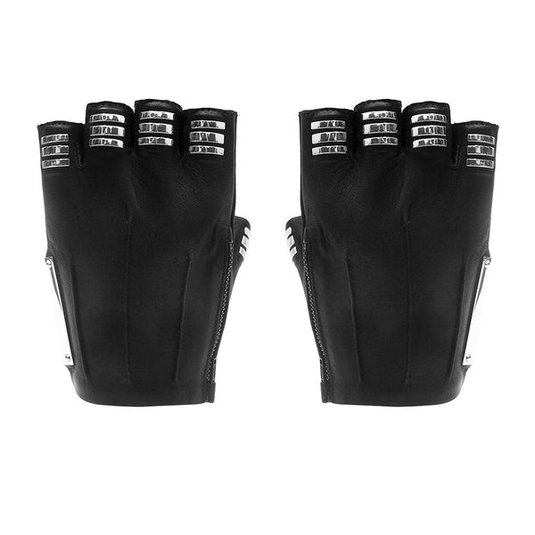 VEGAN THIN THICK RING ARMOR GLOVES