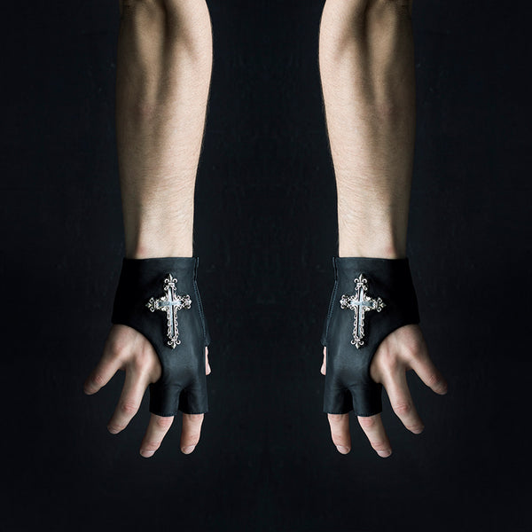 DOUBLE CROSS GLOVES