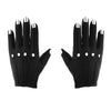 VEGAN SHORT NAIL GLOVES