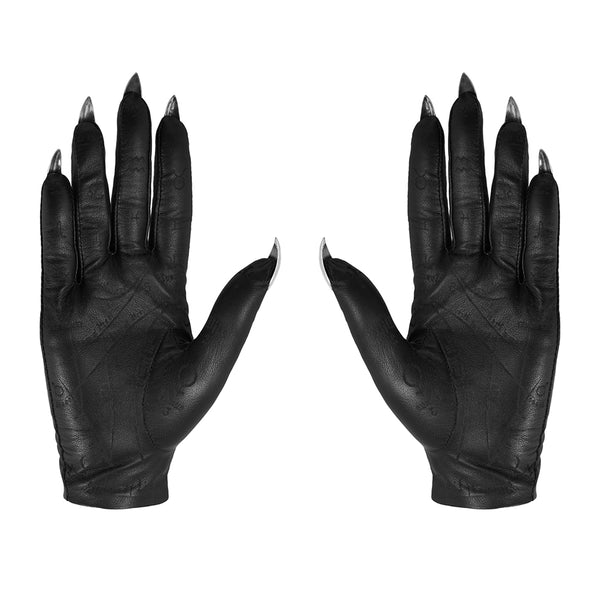 PALMISTRY NAIL GLOVES