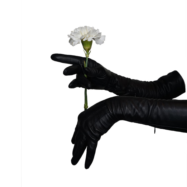 IN STOCK LEATHER OPERA GLOVES
