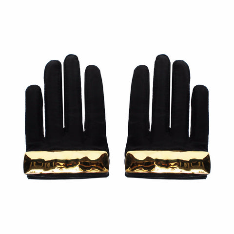 THIN BRASS KNUCKLE GLOVES