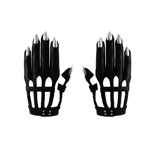 IN STOCK LE SKELETOUR NAIL GLOVES