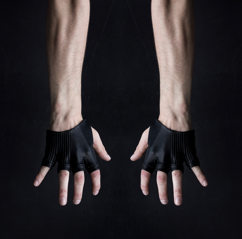 IN STOCK MOTO FINGER CUFF GLOVES