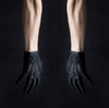 SOLID BONES FULL LENGTH EMBROIDERED GLOVES