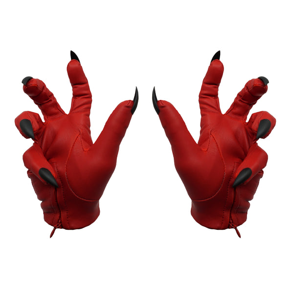 DE VIL NAIL GLOVES