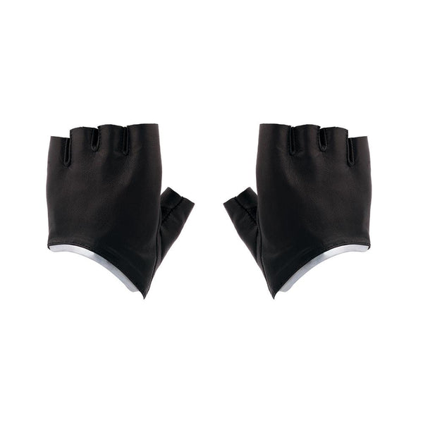 METAL BLADE HALF GLOVES