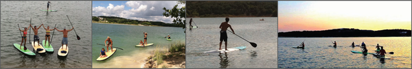 Stand Up Paddle Boerne TX