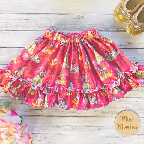 Belle Twirly Skirt